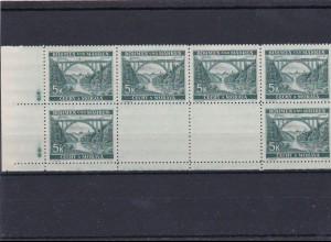 Böhmen & Mähren (B&M) postfrisch, MiNr. 57 , Leerfeld, Stern