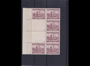 Böhmen & Mähren (B&M) postfrisch, MiNr. 58 , Leerfeld, Stern