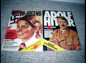 Sonderheft DAS III. Reich, Sonderdokumentation Adolf Hitler und HJ