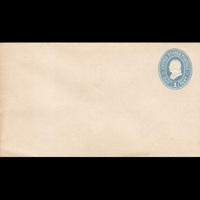 letter from USA, unused