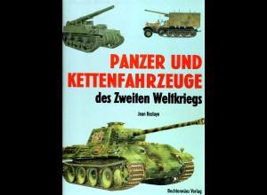 Panzer und Kettenfahrzeuge des II. WK,1998, Detaillierte Ansichten der Fahrzeuge