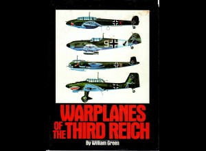 Warplanes of the Third Reich, William Green, 1990, 670 pages, color