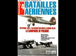 Batailles Aeriennes, 80 pages, 1998