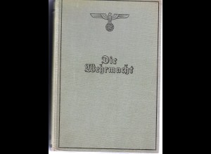 Buch: Die Wehrmacht - 1940, Berichte über Polenkrieg, England, Nordlandfahrt, Bunker ..