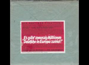 Parole der Woche: PdW: Nr. 23/1941 auf Brief aus Adroychowie/Oberschlesien