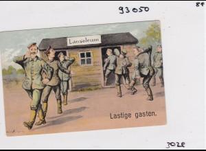 Ansichtskarte: Lausoleum