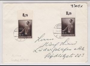 Brief Krokowo - Krockow- Westpreußen
