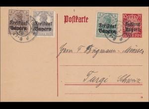 Bayern: 1919 in die Schweiz