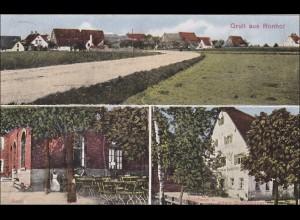 Bayern: Ansichtskarte: Gruss aus Ronhof