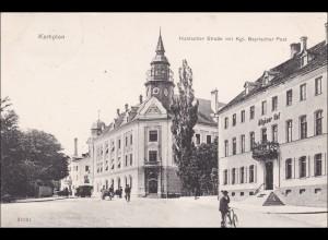 Bayern: Ansichtskarte: Kempten