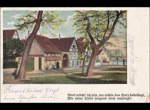Bayern: Ansichtskarte: Rufkirchen