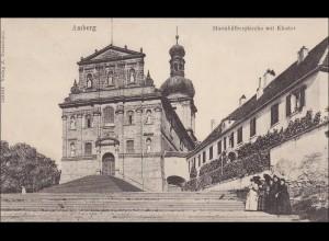 Bayern: Ansichtskarte: Amberg