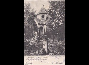 Bayern: Ansichtskarte: Bayreuth