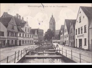 Bayern: Ansichtskarte: Memmingen