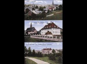 Bayern: Ansichtskarte: Selb