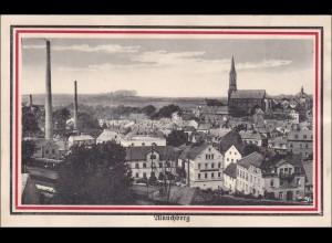 Bayern: Ansichtskarte aus Sammlung: Münchberg