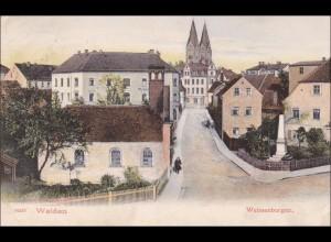 Bayern: Ansichtskarte: Weiden