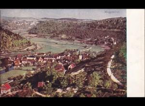 Bayern: Ansichtskarte: Muggendorf