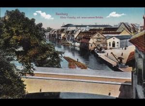 Bayern: Ansichtskarte: Bamberg