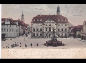 Bayern: Ansichtskarte: Erlangen