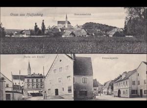 Bayern alte Ansichtskarte: Gruss aus Pfaffenberg
