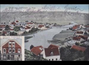 Bayern: Ansichtskarte: Gruß aus Dolinstein