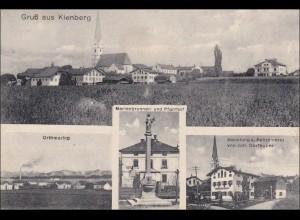 Bayern: Ansichtskarte: Gruß aus Kienberg