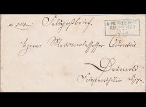 Preussen: Feldpost