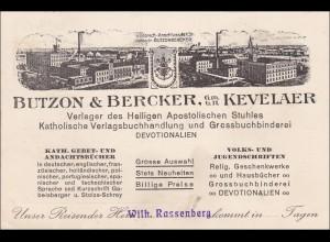 Inflation: Ansichtskarte Karlsruhe 23.7.1921, Verleger des heiligen Stuhls