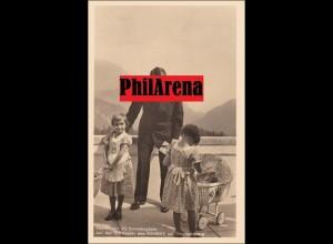 III. Reich: Propaganda Karte mit Sonderstempel Geburtstag A.H. 1942