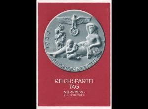 Ganzsache Reichsparteitag 1939
