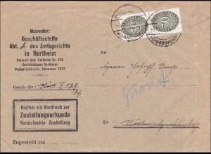 DR Dienst: Amtsgericht Northeim 1931