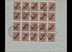 DR Dienst: Bayr. Staatsbank München 1923 Inflation