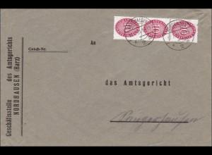 DR Dienst: Amtsgericht Nordhausen/Harz 1931
