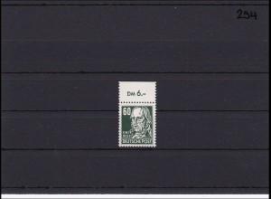 DDR MiNr. 338 vb XI ** postfrisch, geprüft Mayer OBERRAND