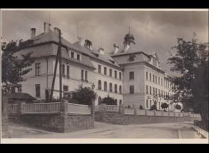 B&M: Ansichstkarte Berg Reichenstein