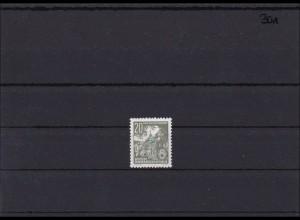 DDR MiNr. 413 XII ** postfrisch, geprüft Mayer