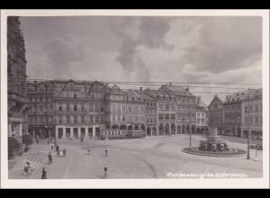 Ansichtskarte Reichenberg 1943: Ukraine: nach Görlitz