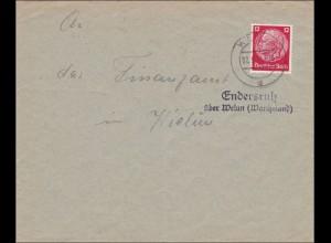 Wartheland: Endersruh über Welun 1941