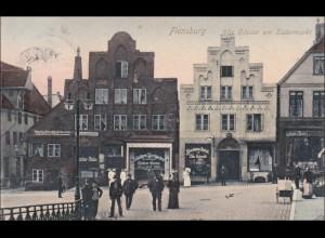 Ansichtskarte AK: Flensburg 1911