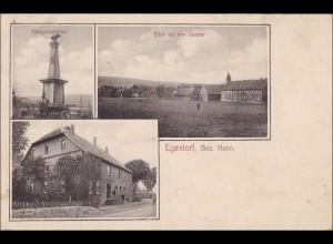 Ansichtskarte AK: Egestorf, Bez. Hann