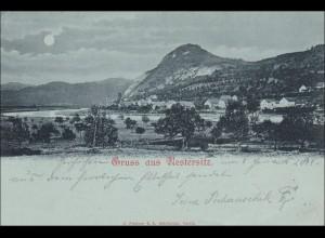 Ansichtskarte AK: Gruss aus Nestersitz /Oberwiesental 1898
