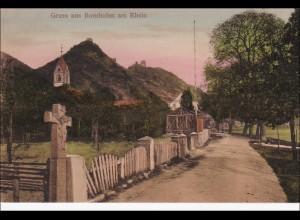 Ansichtskarte AK: Gruss aus Bornhofen am Rhein