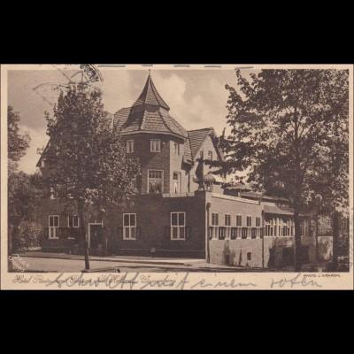 Ansichtskarte AK: Wassenberg 1917