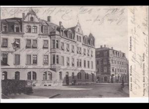 Ansichtskarte AK: Gruss aus Weiden, 1905