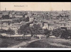 Ansichtskarte AK: Reichenbach i.V.