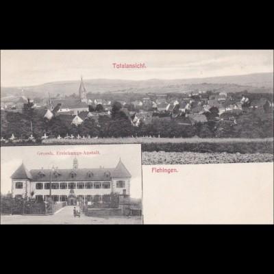 Ansichtskarte AK: Flehingen