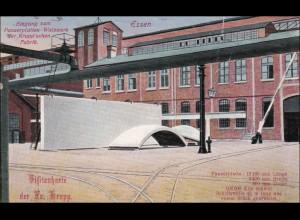 Ansichtskarte AK: Essen, Firma Krupp, 1920