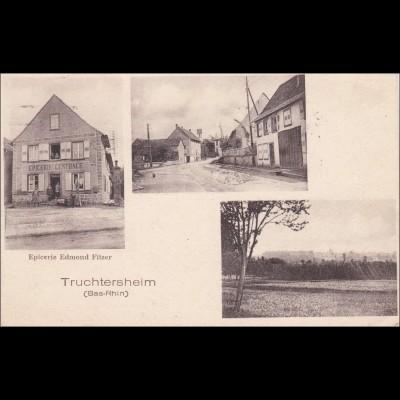 Ansichtskarte AK: Truchtersheiim /Elsass/Strasbourg, 1931