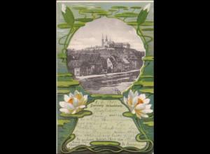 Ansichtskarte AK: Bamberg 1901